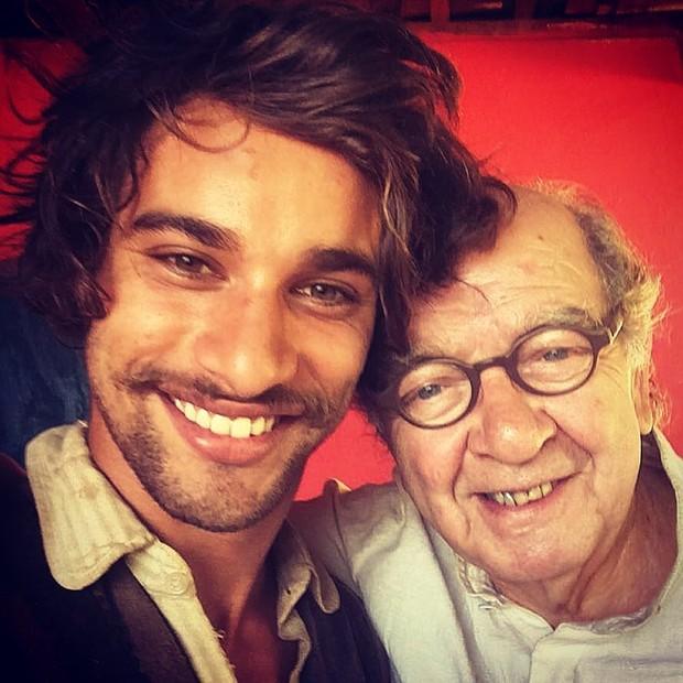 Pablo Morais e Umberto Magnani (Foto: Reprodução / Instagram)