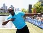 Com Bolt, shows e cara de gincana, novo evento tenta repaginar atletismo