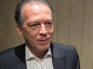 Décio Carbonari, presidente da Anef (Foto: Darlan Alvarenga/G1)