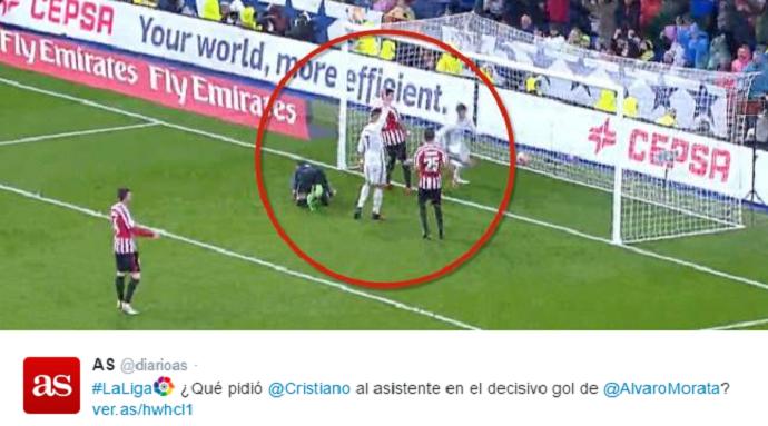 BLOG: Gesto de Cristiano Ronaldo no gol de Morata chama atenção em vitória do Real