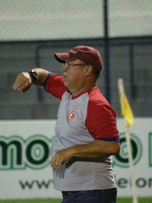 Flamengo-PI x 4 de Julho - Pedro Manta (Foto: Wilson Filho/ECF)