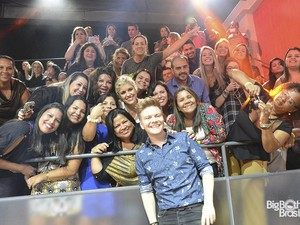 Plateia da Final (Foto: Leonardo Simplício)