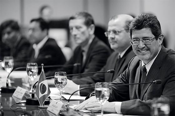 O ministro Joaquim Levy (Foto: Ueslei Marcelino /Reuters)