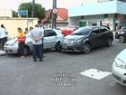 Ambulante é baleado na boca após assalto na Aldeota, em Fortaleza