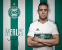 Coritiba anuncia zagueiro Werley, ex-Figueirense, como primeiro reforço