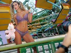 Ex-BBB Tatiele vira Lolita no Paparazzo e diz que fará plástica no nariz