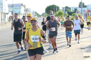 Meia Maratona Sesc de revezamento tem várias modalidades em disputa (Foto: Gimei Araújo)