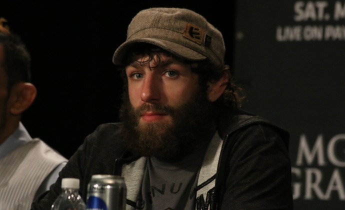 Michael Chiesa UFC MMA (Foto: Evelyn Rodrigues)