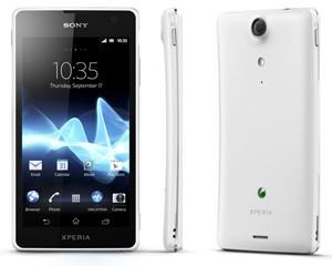 Novo Xperia GX, da Sony, tem câmera de 13 megapixels (Foto: Divulgação)