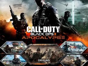 'Apocalypse' é novo pacote de mapas de 'Call of Duty: Black Ops II' (Foto: Divulgação/Activision)