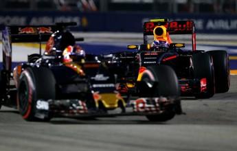 """Após duelo com Max, Kvyat celebra ter recuperado """"paixão"""" de correr na F1"""