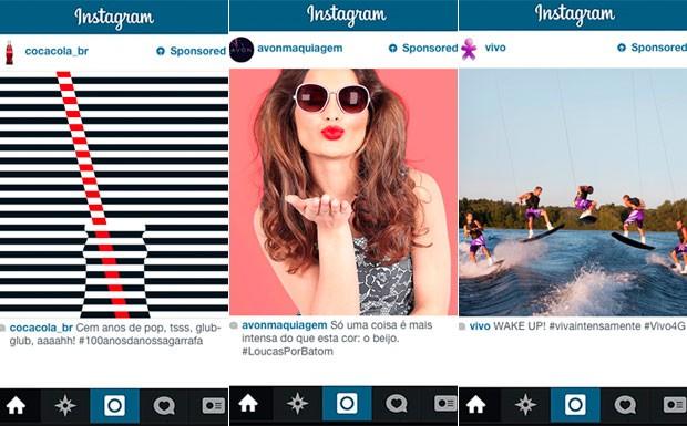 Agências já preparam campanhas para 20 marcas para o Instagram (Foto: Divulgação/Instagram)