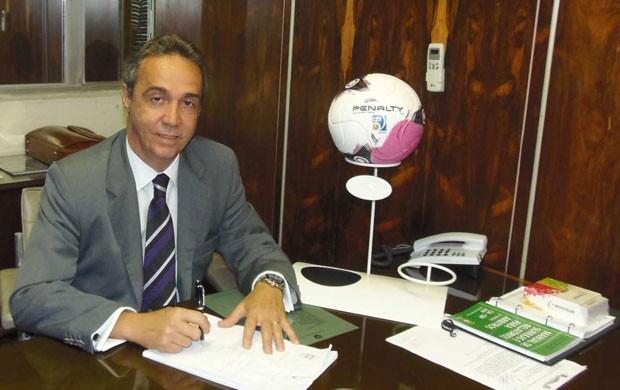 Evandro Carvalho - Federação Pernambucana de Futebol (Foto: Divulgação/FPF)