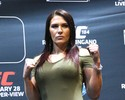 """Cat Zingano: """"É estranho para mim ver Miesha Tate como campeã do UFC"""""""