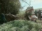 Corpo de piloto morto em queda de avião agrícola é sepultado no RS