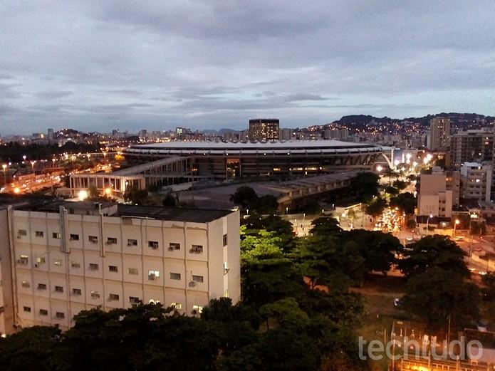 Foto tirada com o modo HDR do Alcatel A3 XL (Foto: Aline Batista/TechTudo)