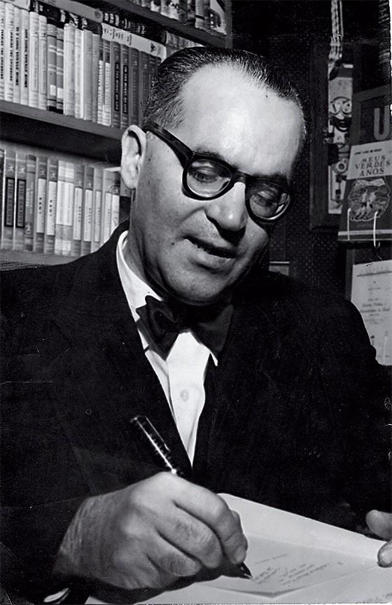 Escritor Guimarães Rosa  (Foto: Folhapress)