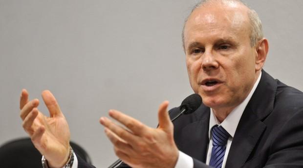 O ministro da Fazenda, Guido Mantega (Foto: Agência Brasil)