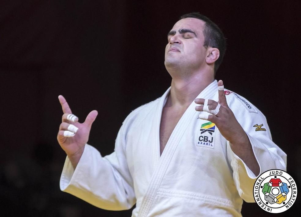 David Moura está na listagem masculina (Foto: Divulgação IJF)