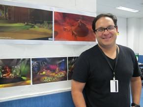 Emerson Muzeli, diretor do Criança Esperança e do Projeto Transmissão (Foto: Divulgação / Christina Fuscaldo)