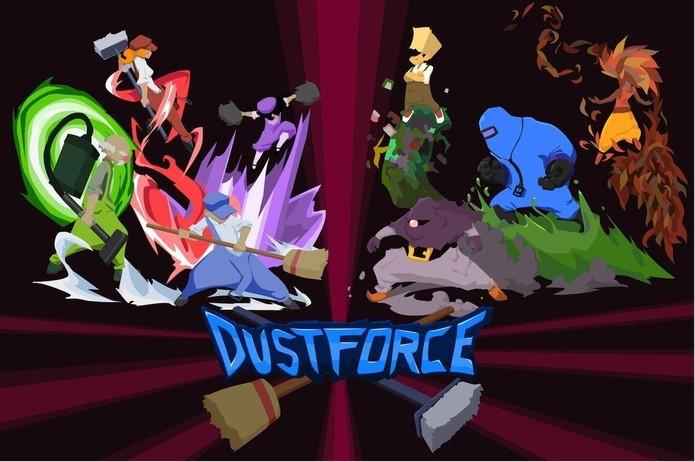 Dustforce jogo de limpeza (Foto: Divulgação)