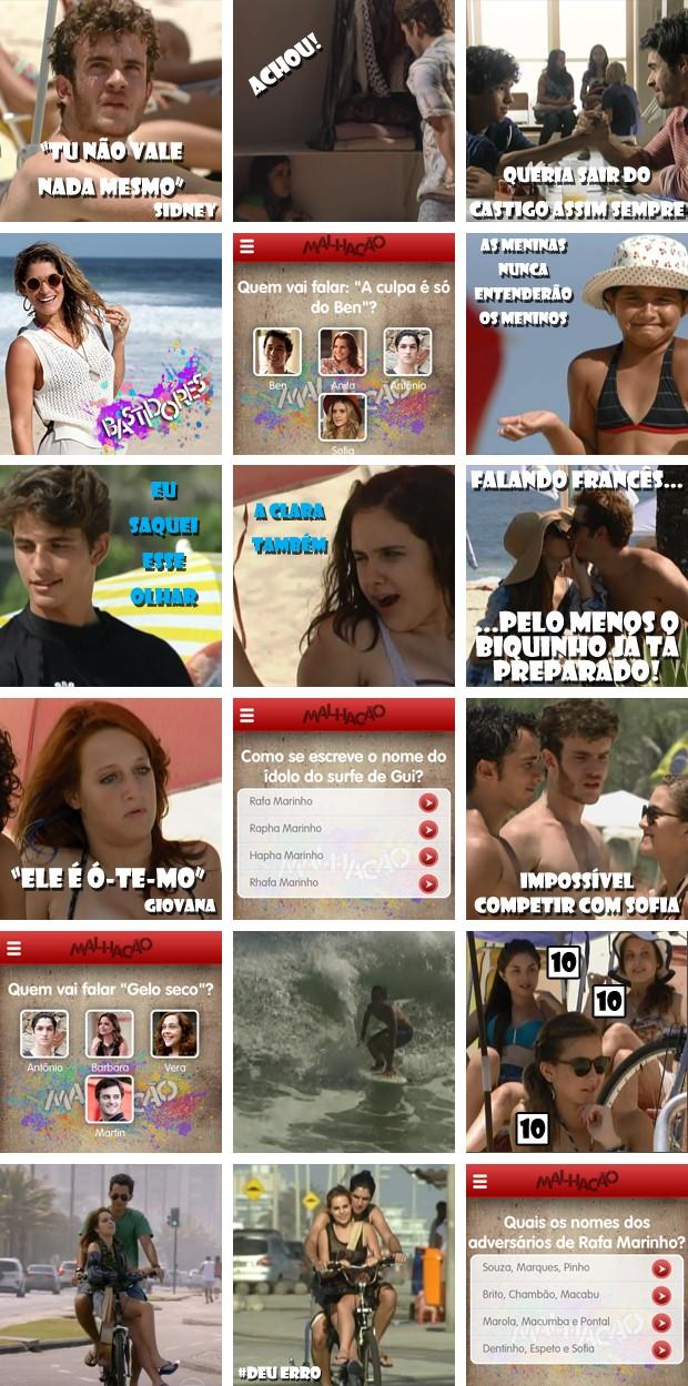 cap 155 (Foto: Malhação / TV Globo)