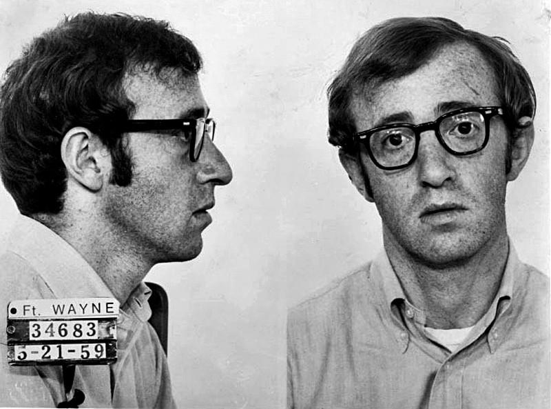 Woody Allen como Virgil Starkwell em Um Assaltante Bem Trapalhão (Foto: Reprodução)