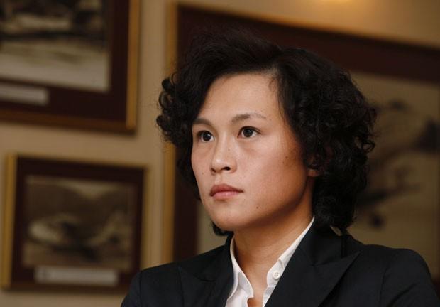 Gigi Chao recebeu 200 propostas de casamento. (Foto: Kin Cheung/AP)