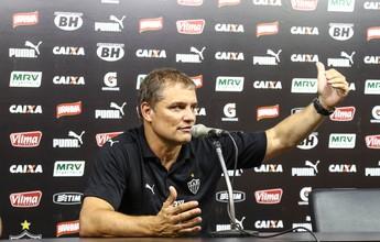 Aguirre admite que esperava mais de alguns jogadores contra o Figueirense