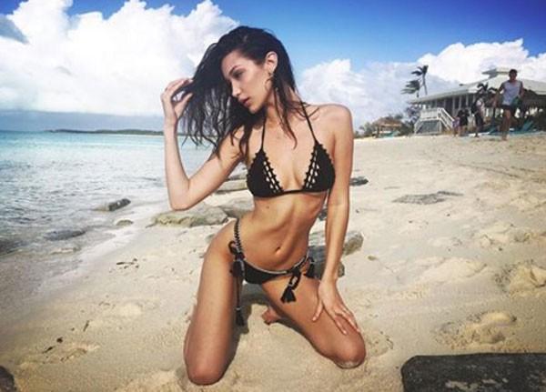 Bella Hadid (Foto: Reprodução Instagram)