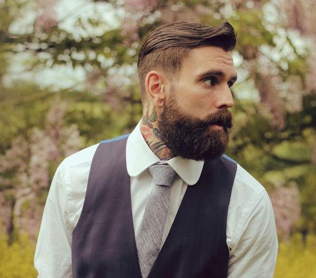 Barba Hipster (Foto: reprodução)
