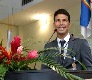 Hernanes Homenagem Recife (Foto: Pedro Costa)