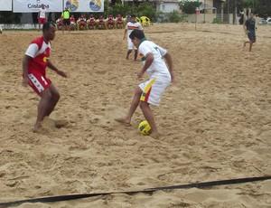 Circuito Nordeste de Clubes de Beach Soccer é disputado em Natal (Foto: Ferreira Neto)