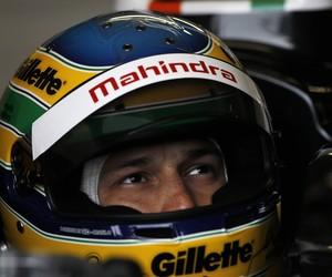 Piloto da indiana Mahindra, Bruno Senna é um dos representantes brasileiros na Fórmula E (Foto: Divulgação)