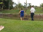 Peixes são furtados de pesqueiro no Paraná; ladrões tentaram pescá-los