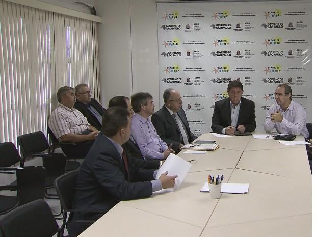 Prefeitura de Peruíbe, SP, anuncia estado de epidemia de dengue (Foto: Reprodução/TV Tribuna)