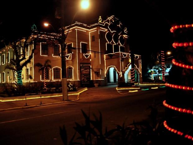 Natal de Terê (Foto: Divulgação/Prefeitura de Teresópolis)