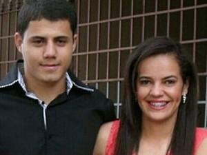 Casal foi visto em Leme na noite de quarta-feira (Foto: Arquivo pessoal)