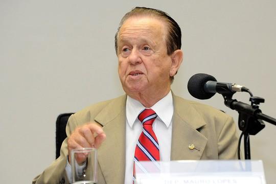Deputado Mauro Lopes é o novo ministro da Aviação Civil (Foto: Luis Macedo / Câmara dos Deputados)
