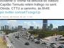 Recife - 9h10: Atropelamento interdita faixa do Viaduto Capitão Temudo