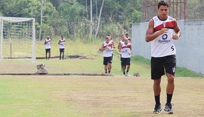 Murilo Marcelo Costa Naldo e Bruno Costa Joinville (Foto: Divulgação/Assessoria JEC)