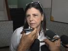 Governadora do Maranhão Roseana Sarney vota em São Luís