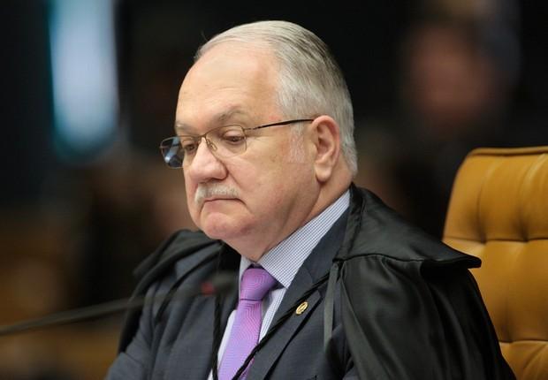 O ministro do Supremo Tribunal Federal (STF), Luiz Edson Fachin (Foto: Rosinei Coutinho/SCO/STF)