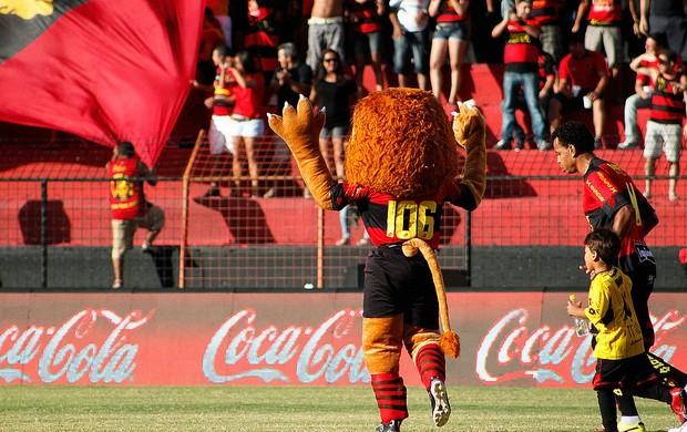 Sport - mascote (Foto: Divulgação / Sport)
