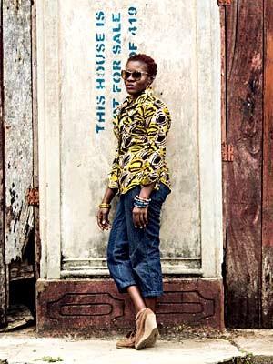 A cantora nigeriana Veronny Okwei Odili, atração do Festival Latinidades, no DF (Foto: Festival Latinidades/Divulgação)