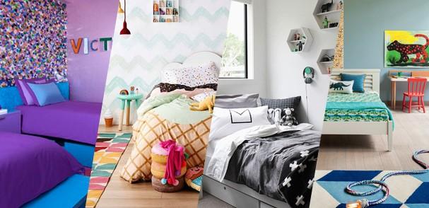 20 quartos infantis (Foto: Casa Vogue)