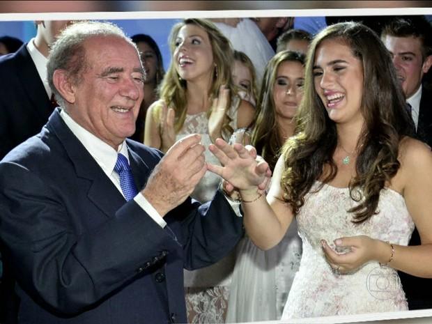 Renato Aragão (Foto: Reprodução GloboNews)