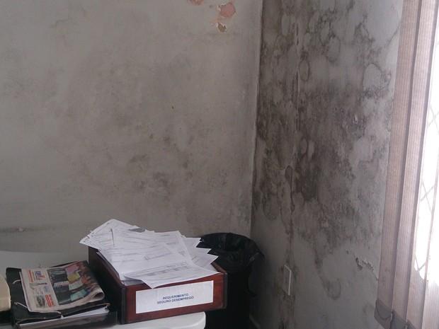 Mofo existia no local há anos, segundo auditoria (Foto: Auditoria fiscal do trabalho/Divulgação)