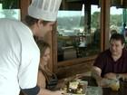 Senac de Águas de São Pedro oferece cursos de garçom e cozinheiro