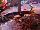 Depois de conserto de adutora, água volta para sete bairros de Porto Alegre